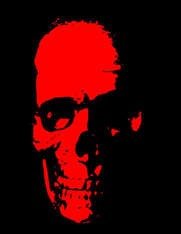 Free Red Skull