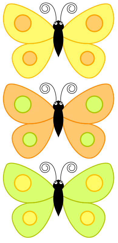 Free cartoon_butterfly_dw3