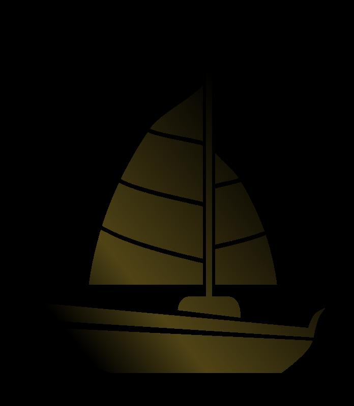 Free Simple Sailboat