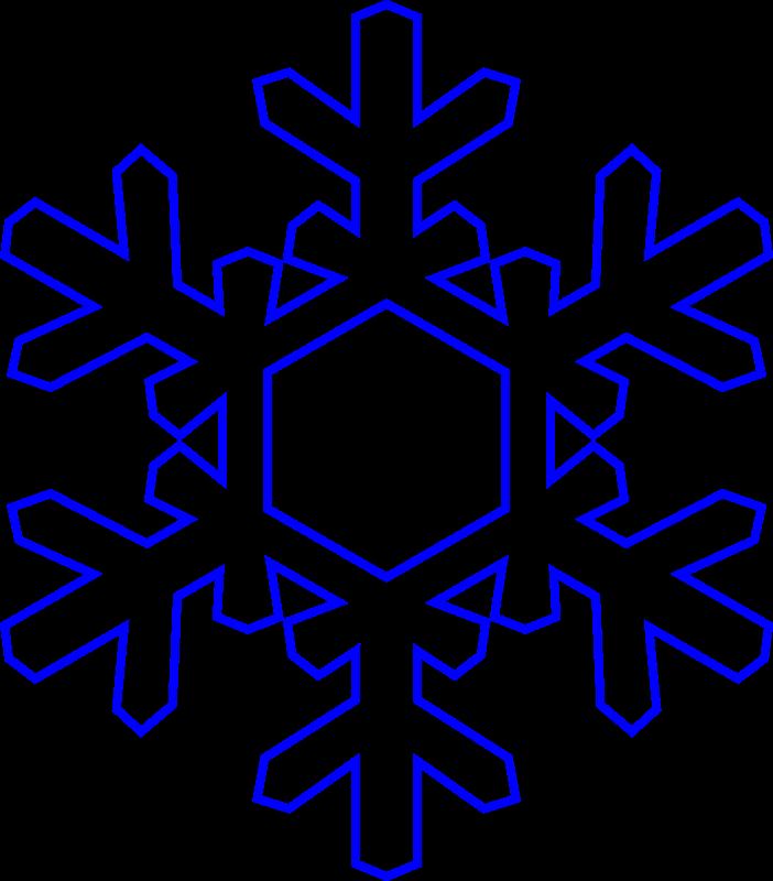 Free Snowflake (simply)
