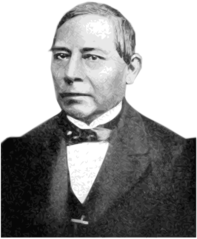 Free Benito Pablo Juárez García 26th President of Mexico