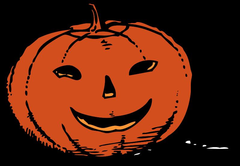 Free smily pumpkin