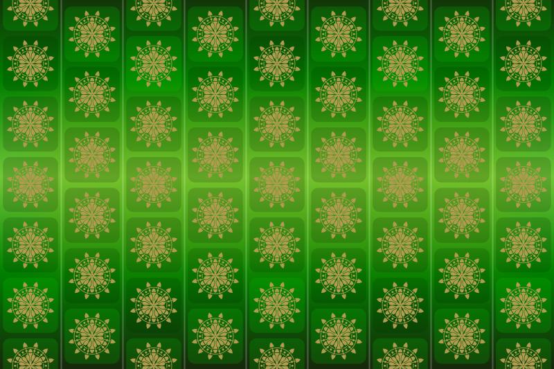Free Background Patterns - Emerald