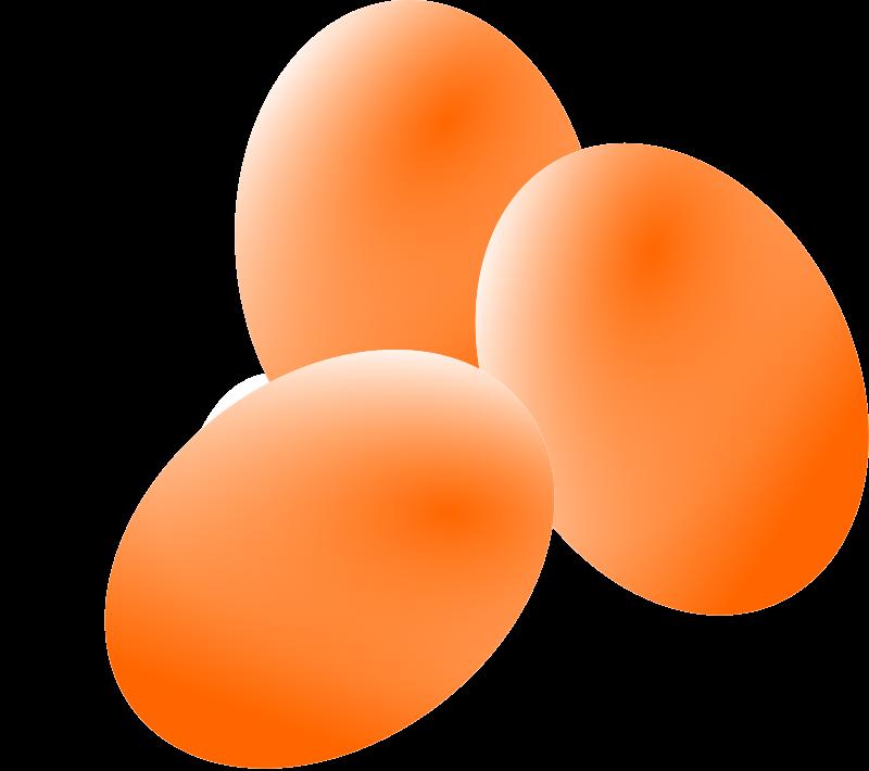 Free Clipart: Eggs/uova | inkscapeforum.it
