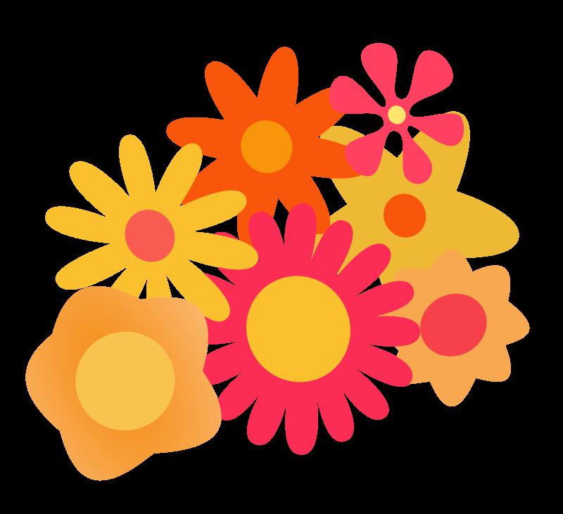 Free Flower Cluster