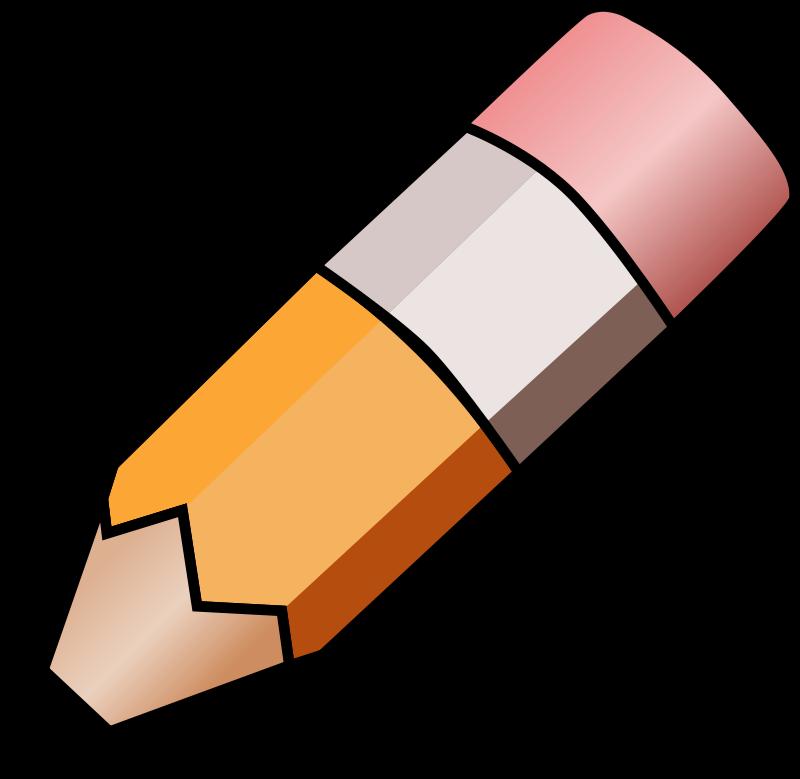 free clipart pencil dear theophilus rh 1001freedownloads com clip art pencil bag clip art pencil kids