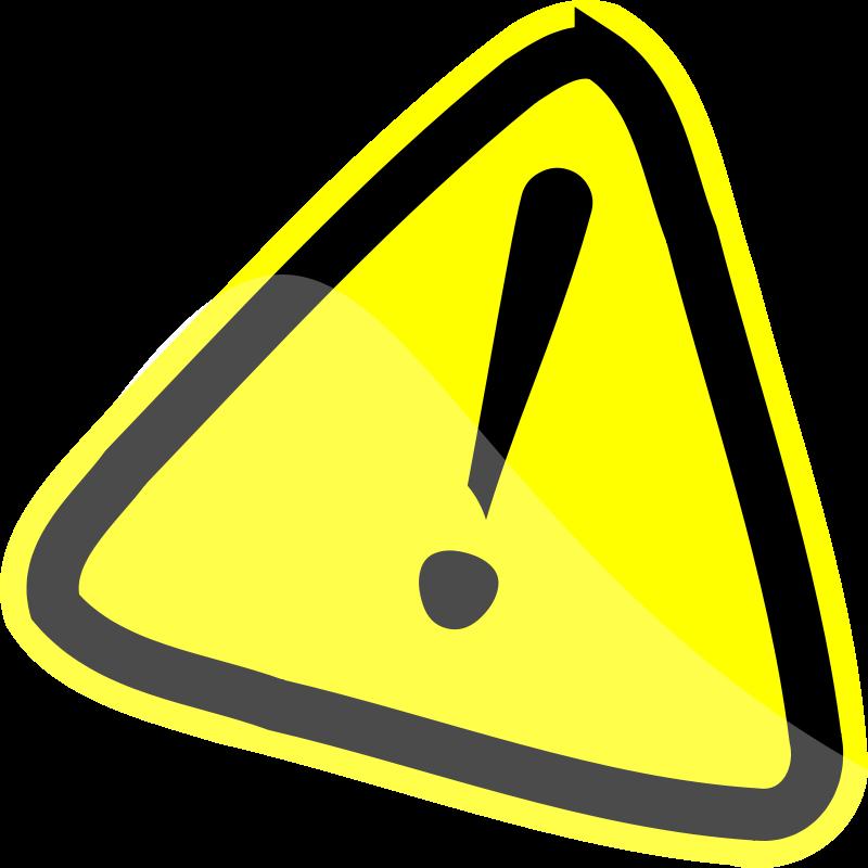 Free Warning Sign