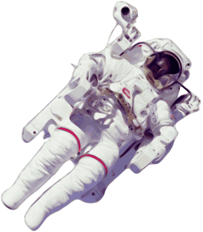 Free Astronaut Small Version