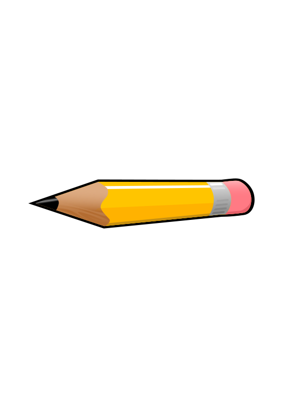 Free Clipart Pencil  Inki-2124