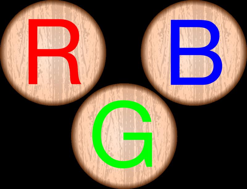 Free RGB barrels