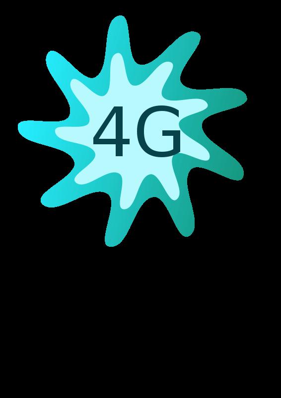 Free 4G Button