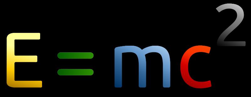Free Mass - Energy Equivalence Formula