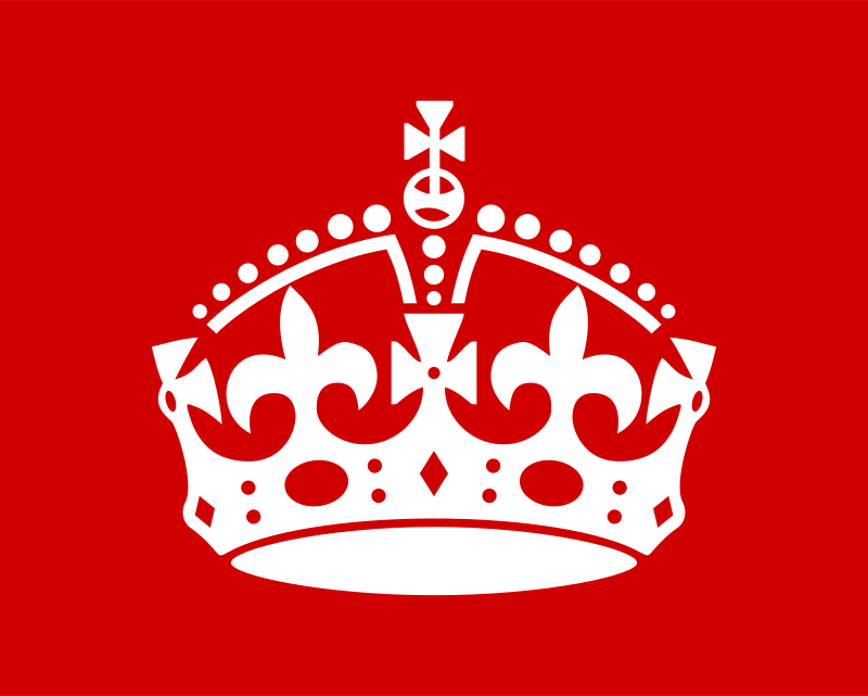 Free British Crown by Rones