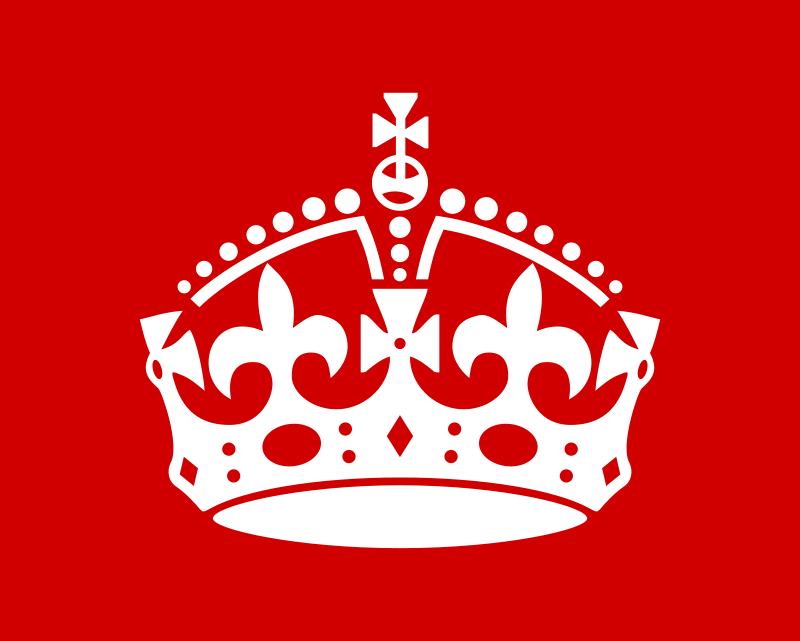 Free British Crown by Rones