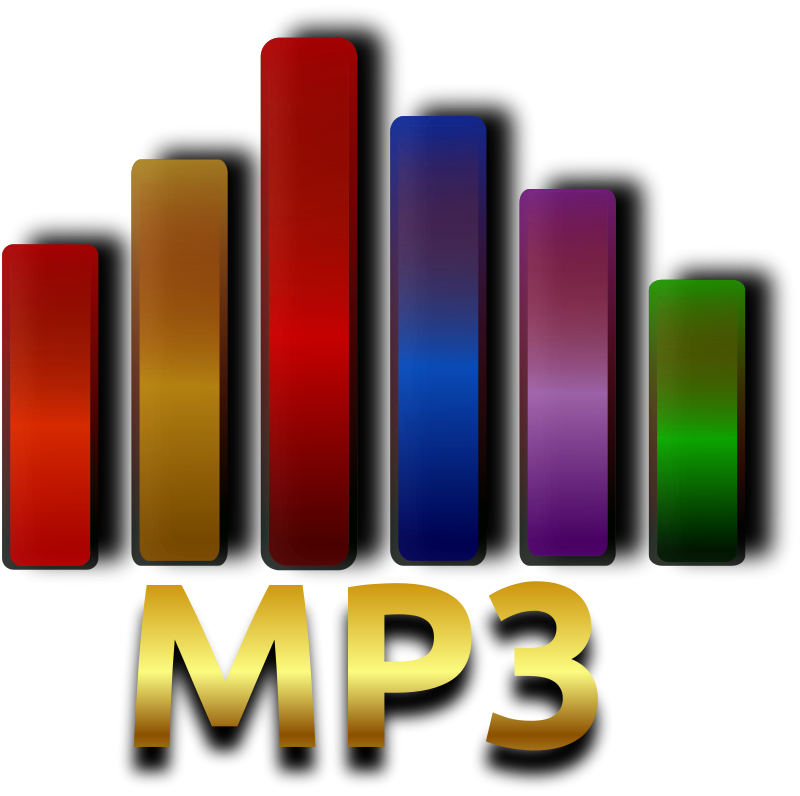 Free Clipart: MP3 | Merlin2525