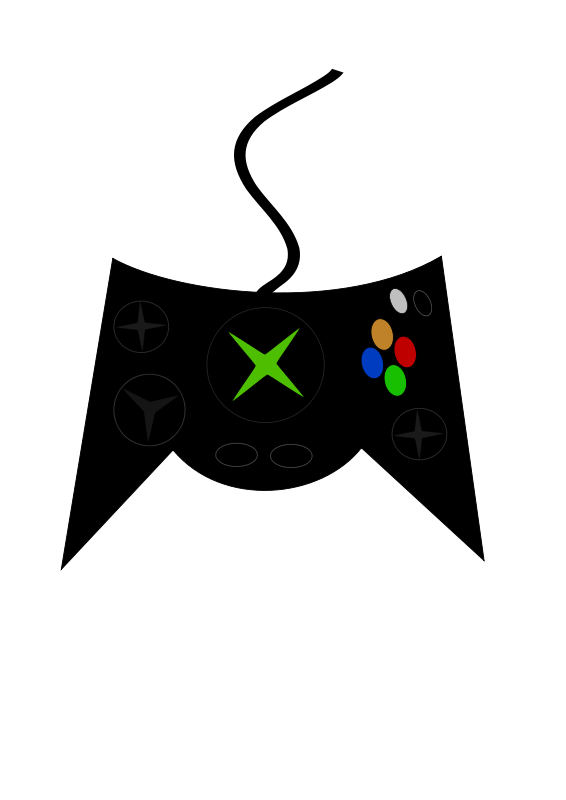 Free xbox-controller 01