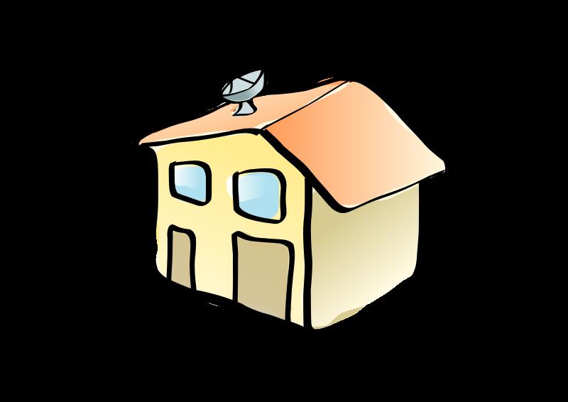 Free residential house zazou