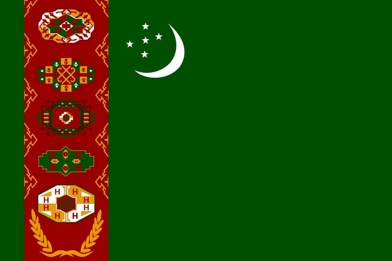 Free turkmenistan