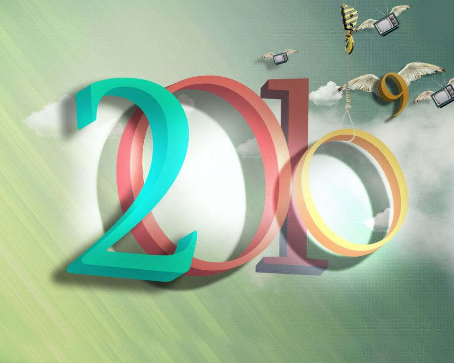 Free Wallpapers: New Year 2010 | Events