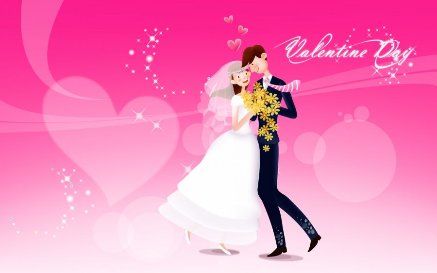 Free Wallpapers: Valentine's Day and Wedding | Love