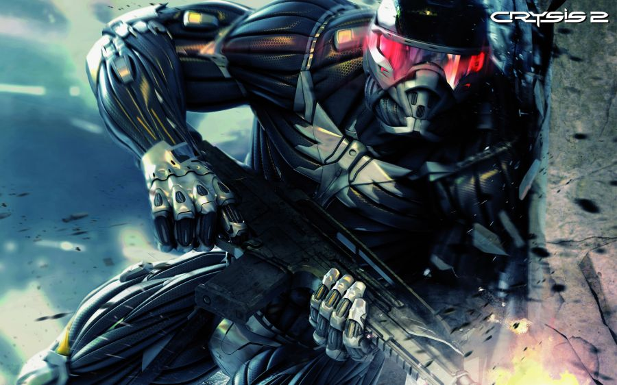 Free Wallpapers: Crysis 2 Game 2010 | Games