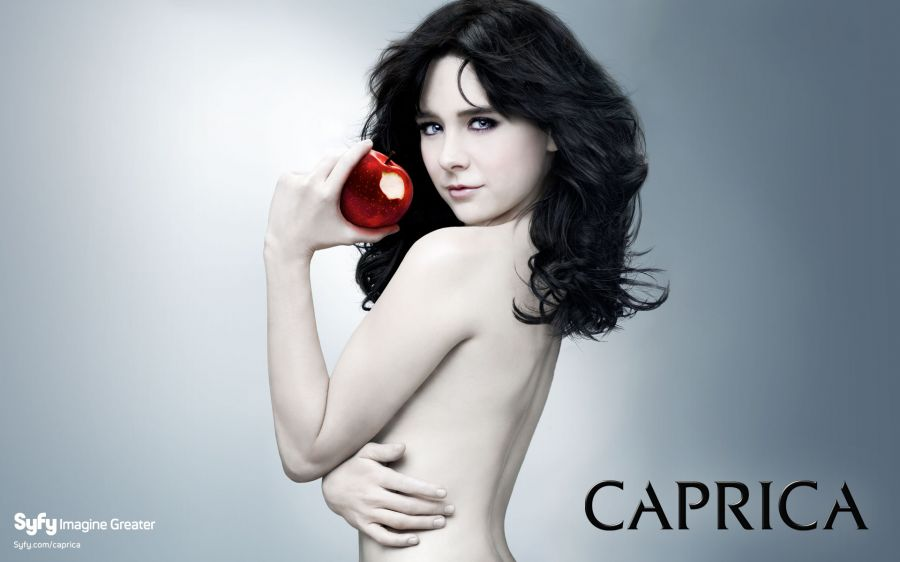 Free Wallpapers: Caprica Syfy Poster | Movies