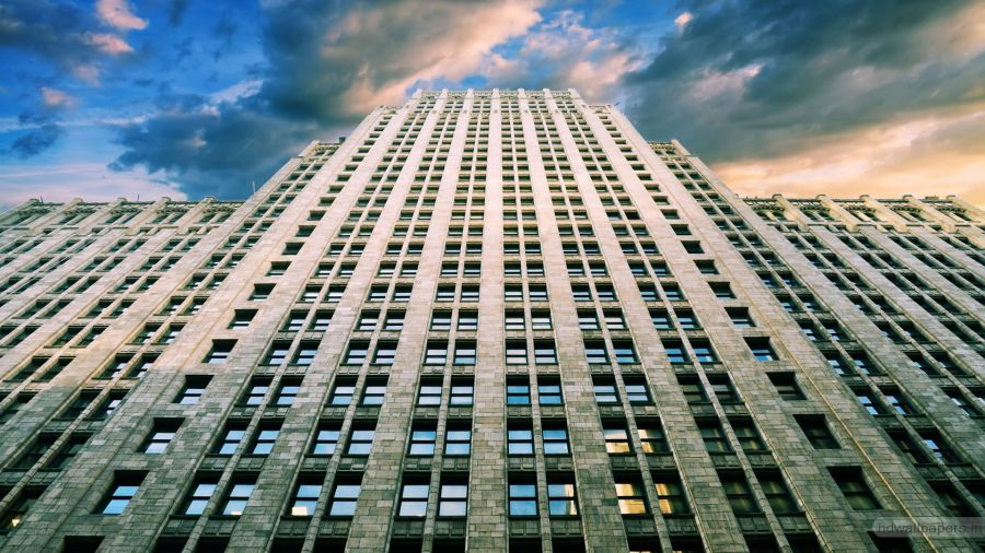 Free Wallpapers: The Empire State Building   Travel