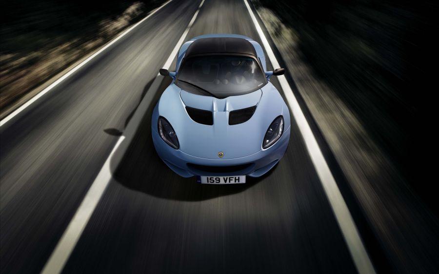 Free Wallpapers: Lotus Elise Club Racer 2012 | Transportation