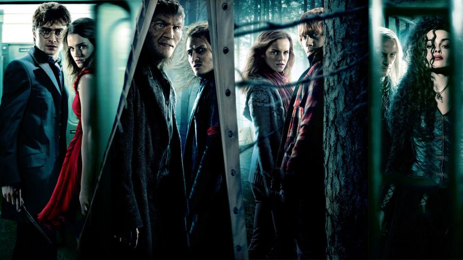 Free Wallpapers: Harry Potter and the Deathly Hallows Part 1 Cast ...