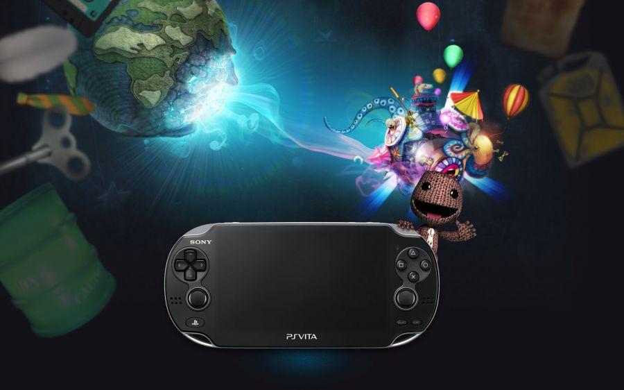 Free Wallpapers: LittleBigPlanet PlayStation Vita   Games