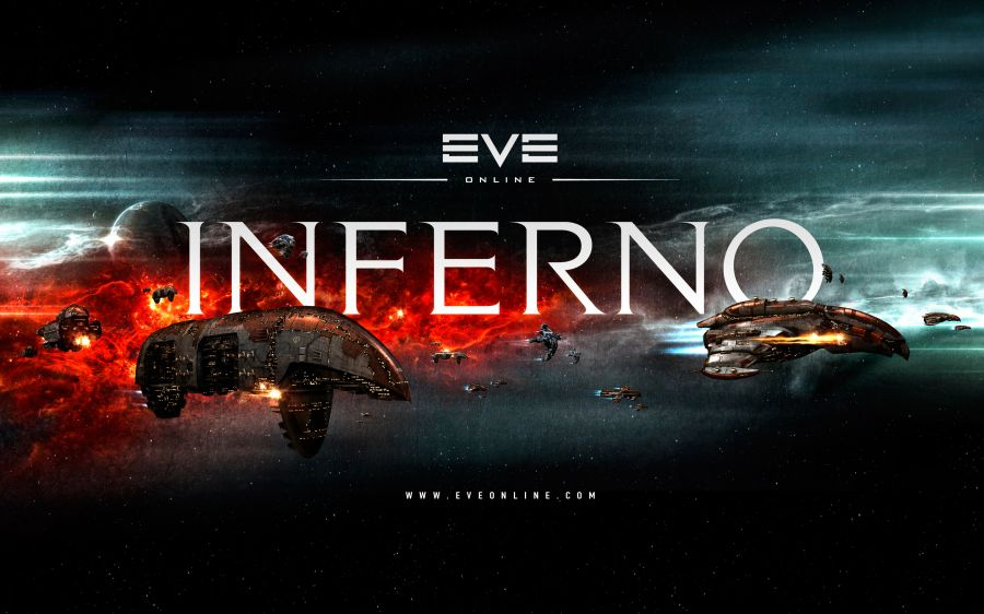 Free Wallpapers: EVE Online Inferno | Games