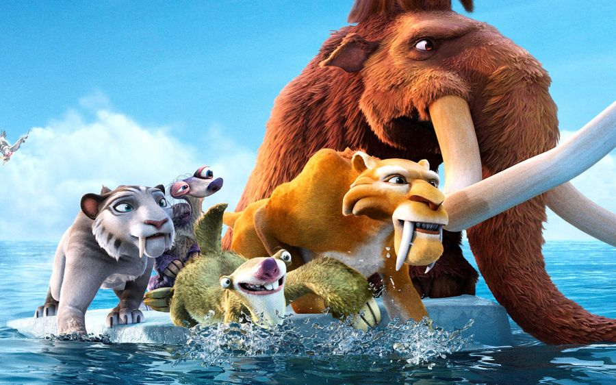 Free Wallpapers: Ice Age 4 Continental Drift Characters Wallpaper | Movies