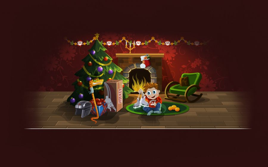 Free Wallpapers: Christmas Surprise | Holidays