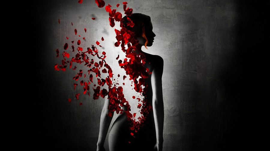 Free Wallpapers: Women Love Movies Perfume Hearts The Story Of A Murderer Hd | Digital Art