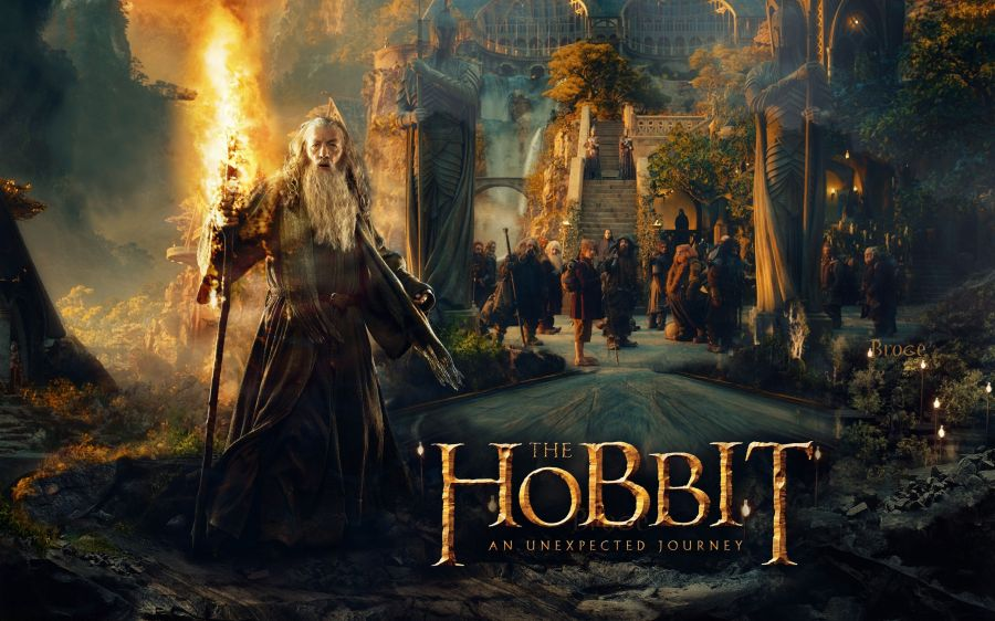 Free Wallpapers: Rivendell in The Hobbit: An Unexpected Journey | Movies