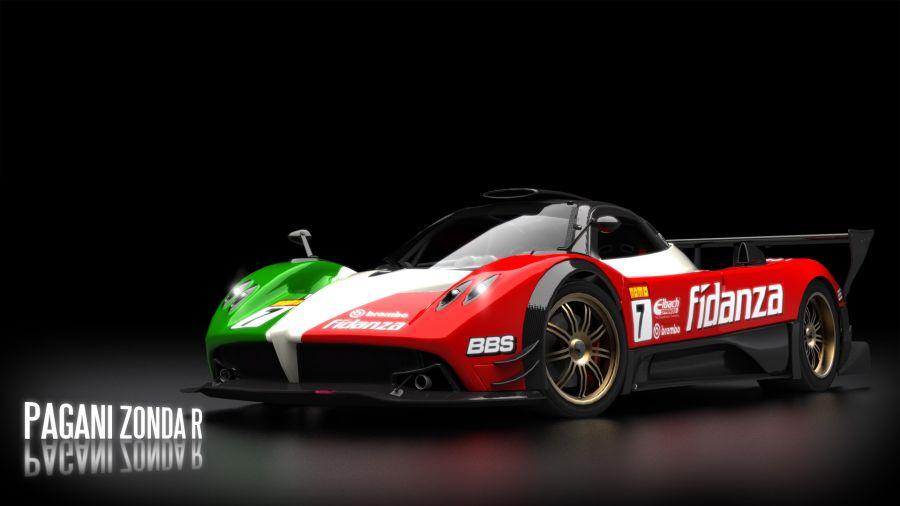 Free Wallpapers: Italian Race Car   Transportation