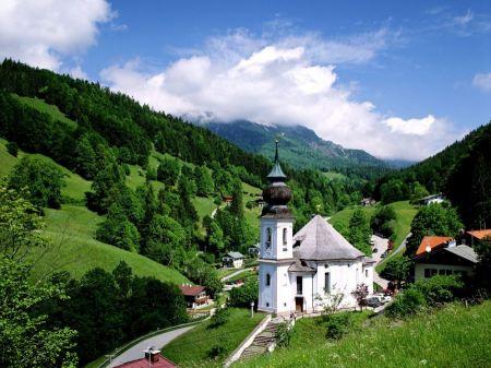 Free Maria Gern Church Germany