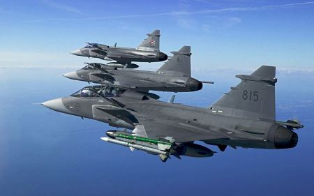 Free Fighter Jets Widescreen