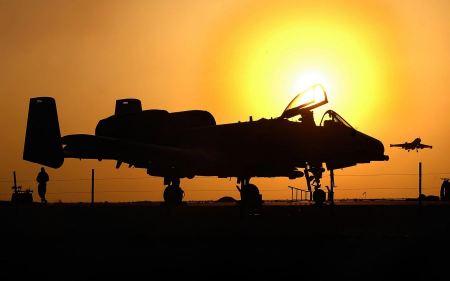 Free Maintenance Crews On A 10 Warthog