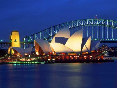 Free Sydney Opera House, Australia