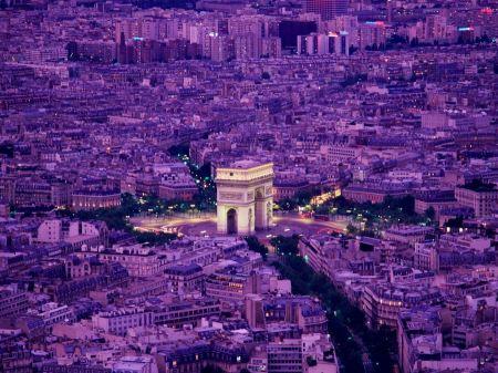 Free Arc de Triomphe Paris France