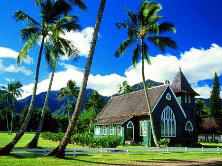Free Waioli Huiia Church Hawaii