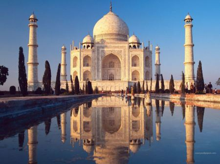 Free Taj Mahal Agra India HD