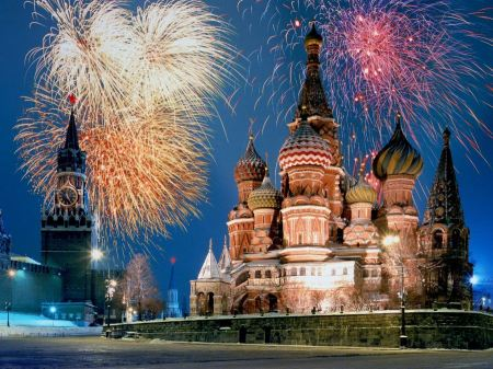 Free St. Basil's Cathedral Russia