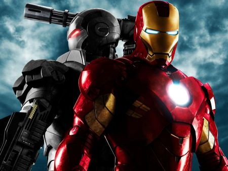 Free Iron Man 2 Movie Poster