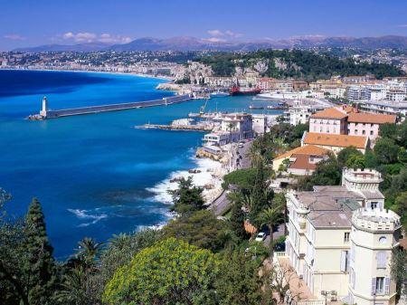Free Coastal View Nice France