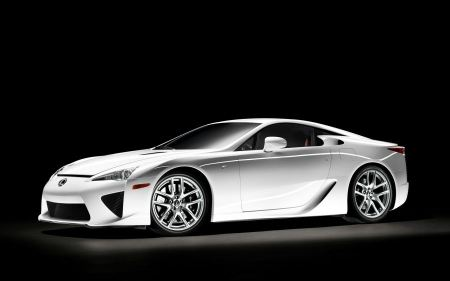 Free 2011 Lexus LFA 4