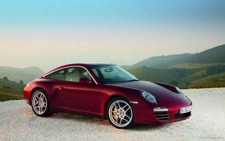 Free Porsche 911 Targa 4S