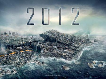 Free 2012 Movie Poster