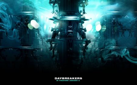 Free Daybreakers Poster